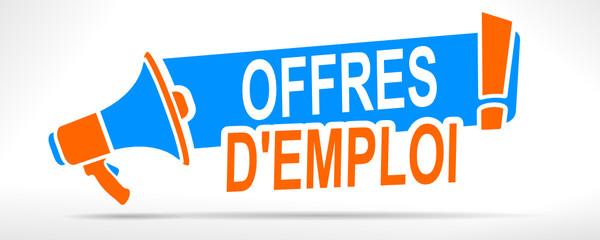 OPPORTUNITÉS D'EMPLOIS